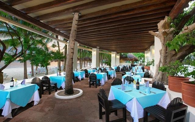Hotel Oasis Palm, gastronomía de calidad