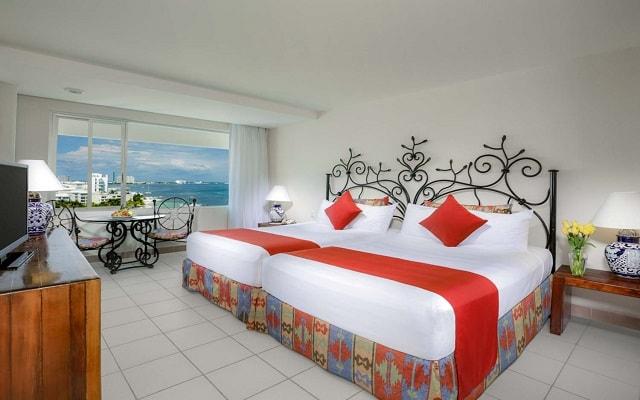 Hotel Oasis Palm, lugares diseñados para tu descanso