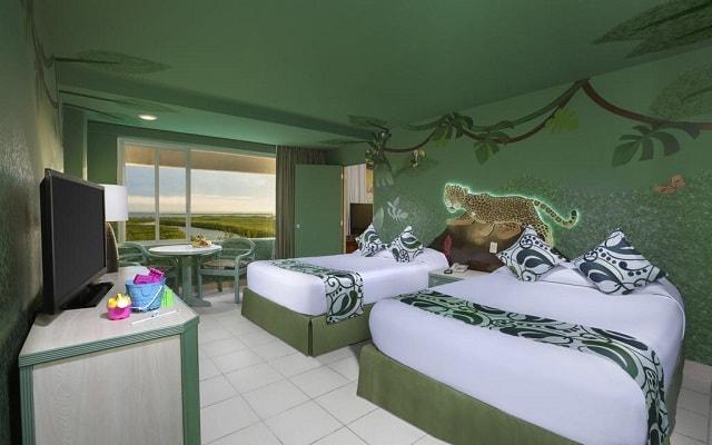 Hotel Oasis Palm, habitaciones para los más pequeños