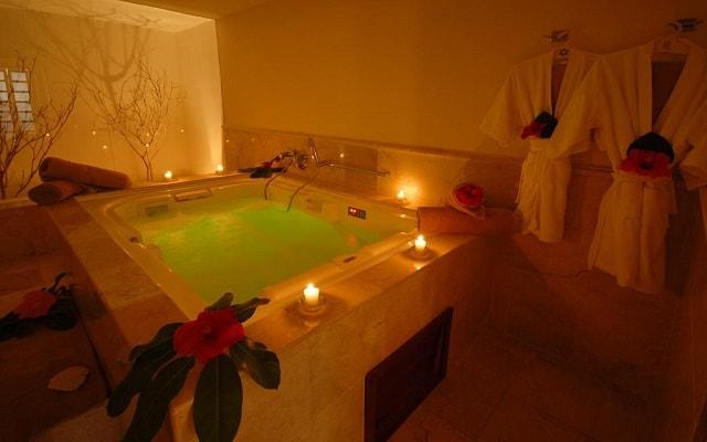 Hotel Oasis Palm, permite que te consientan en el spa