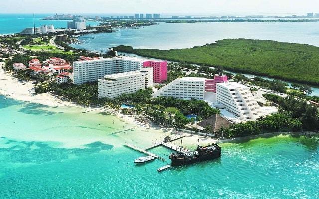Hotel Oasis Palm, vista panorámica