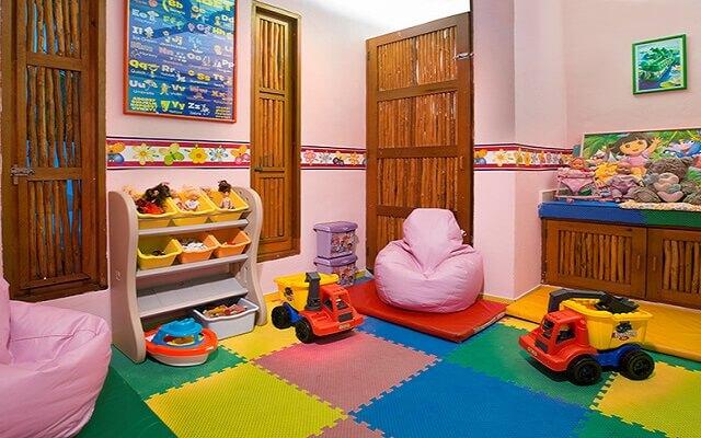 Hotel Oasis Tulum Lite, club de niños