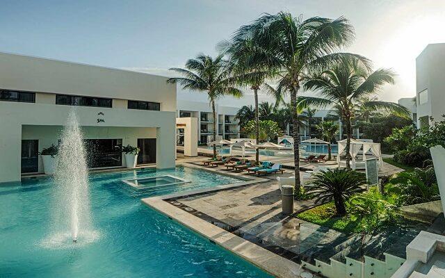 Hotel Oasis Tulum Lite, escenarios fascinantes