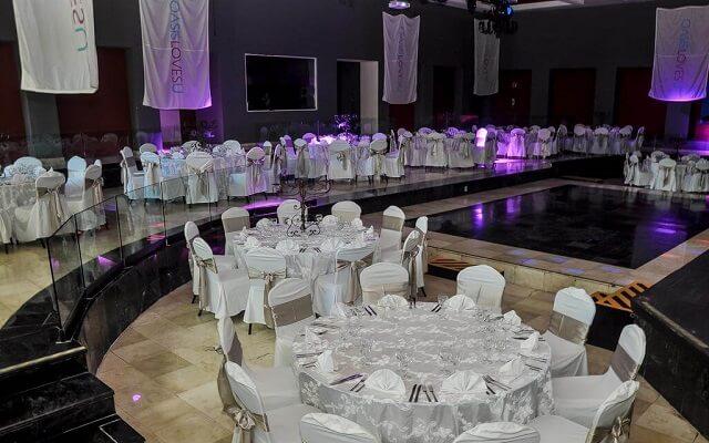 Hotel Oasis Tulum Lite, salón de eventos