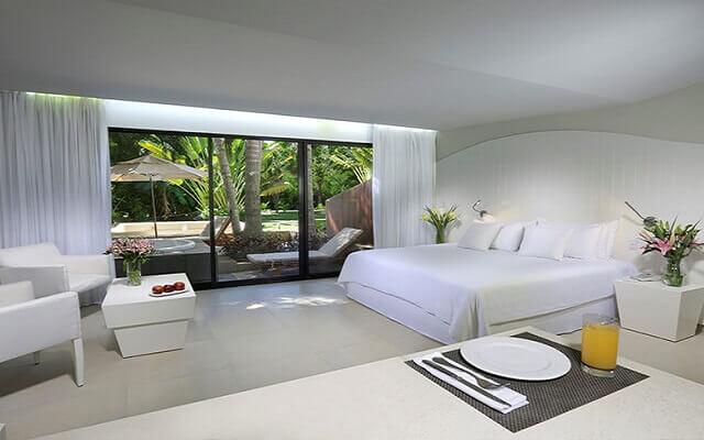 Hotel Oasis Tulum Lite, habitaciones amplias y luminosas
