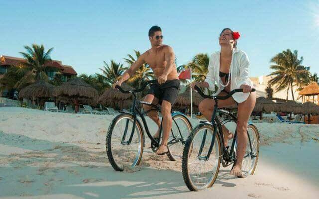 Hotel Oasis Tulum Lite, paseo en bicicleta