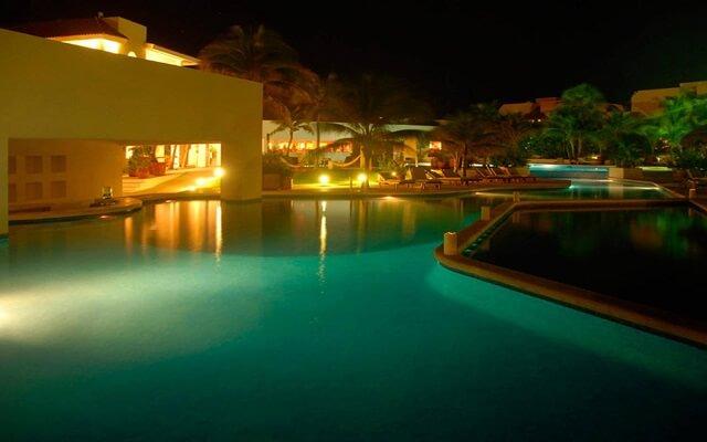 Hotel Oasis Tulum Lite, hermosa vista nocturna
