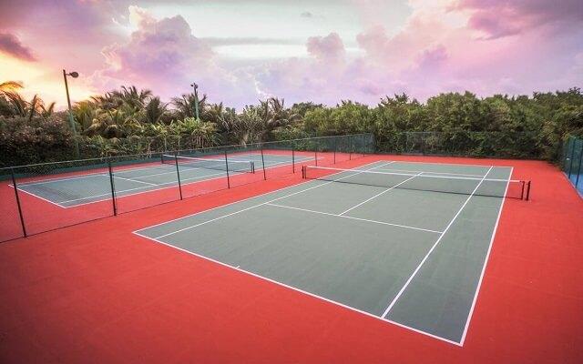 Hotel Oasis Tulum Lite, cancha de tenis