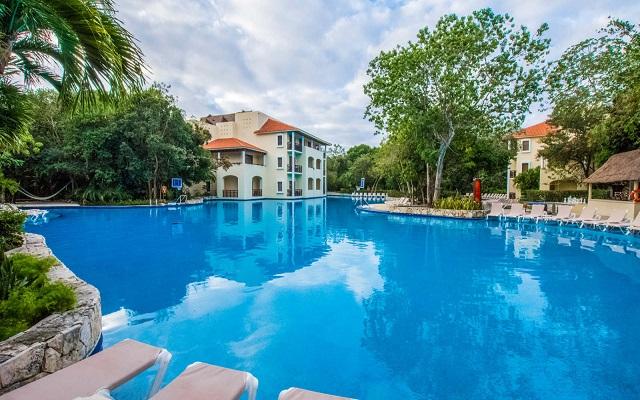 Hotel Occidental at Xcaret Destination, disfruta su alberca al aire libre