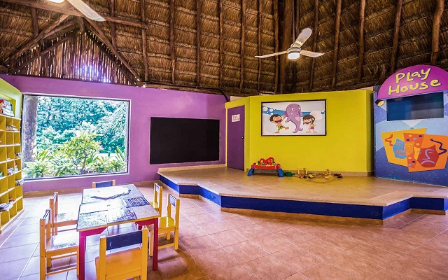 Hotel Occidental at Xcaret Destination, club de niños