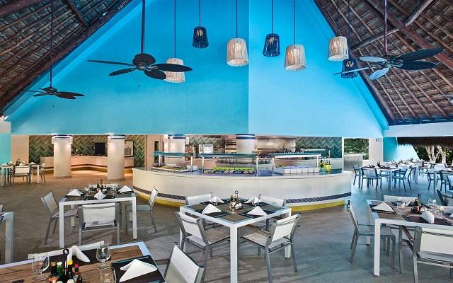 Hotel Occidental at Xcaret Destination, Bar El Lago
