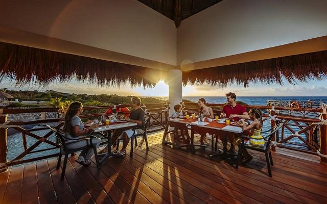 Hotel Occidental at Xcaret Destination, gastronomía de calidad