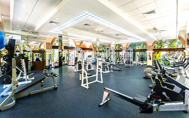 Hotel occidental at xcaret destination ofertas de for Gimnasio xperience