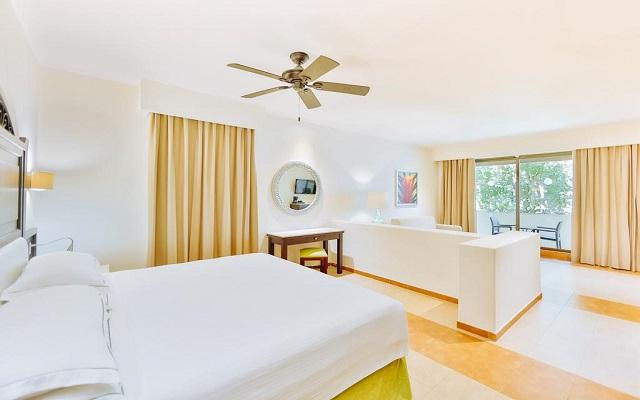 Hotel Occidental at Xcaret Destination, habitaciones completamente equipadas