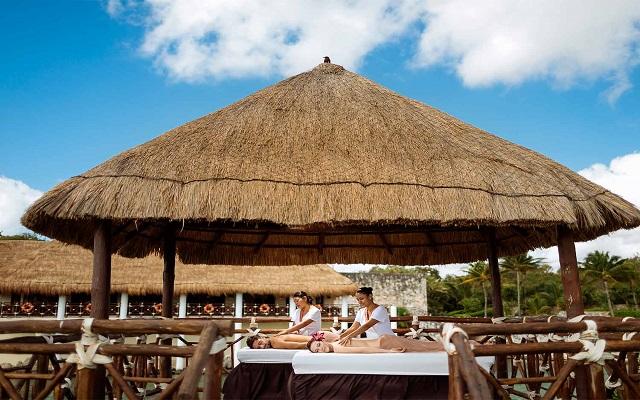 Hotel Occidental at Xcaret Destination, permite que te consientan con un masaje