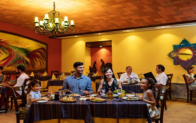 Hotel Occidental at Xcaret Destination, Restaurante La Hacienda