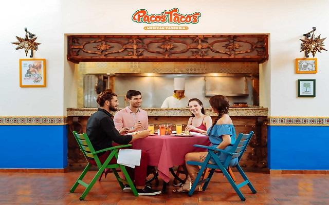 Hotel Occidental at Xcaret Destination, Restaurante Paco´s Tacos