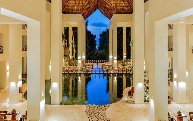 Hotel Occidental at Xcaret Destination, diseño y confort en sus instalaciones