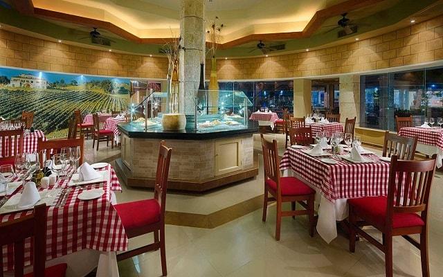 Hotel Occidental Costa Cancún, buena propuesta gastronómica