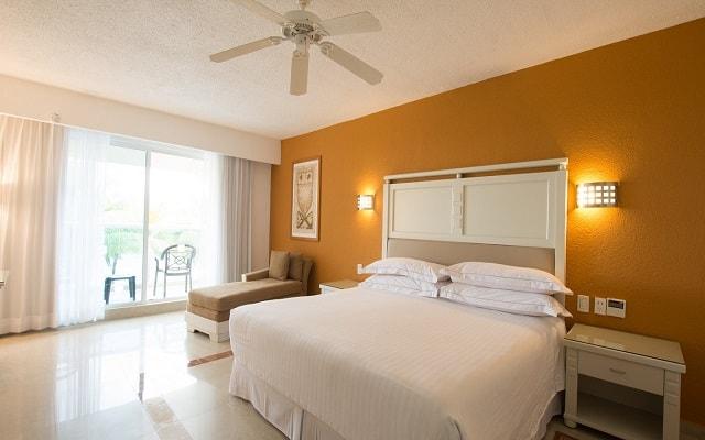 Hotel Occidental Costa Cancún, espacios diseñados para tu descanso