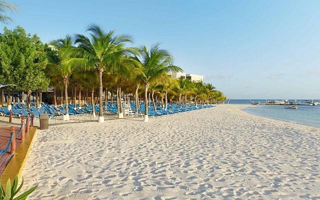Hotel Occidental Costa Cancún, una de las mejores playas del Caribe