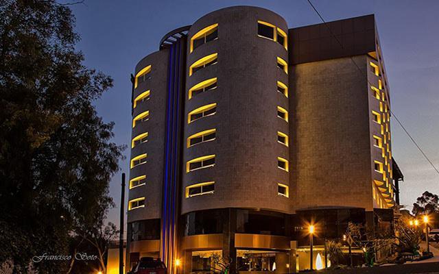 Hotel Occidental JF Puebla en Puebla Ciudad