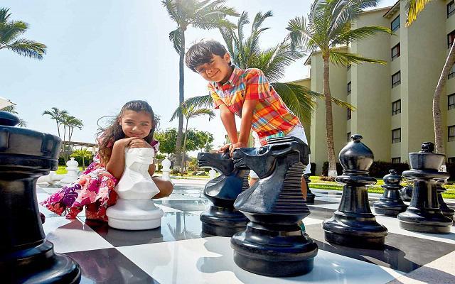 Hotel Occidental Nuevo Vallarta, divertidas propuestas para toda la familia