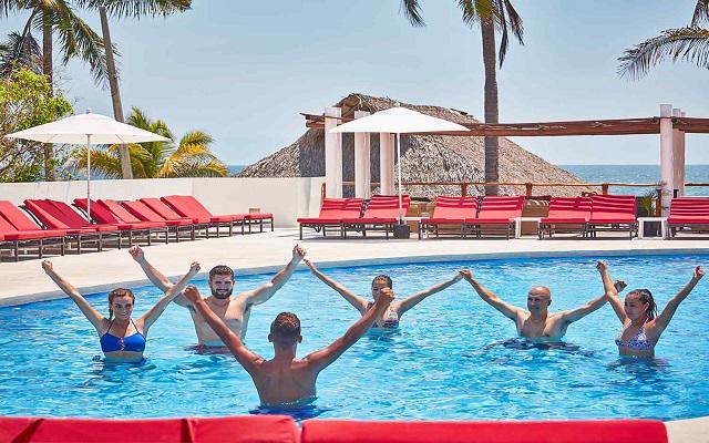 Hotel Occidental Nuevo Vallarta, variado programa de actividades