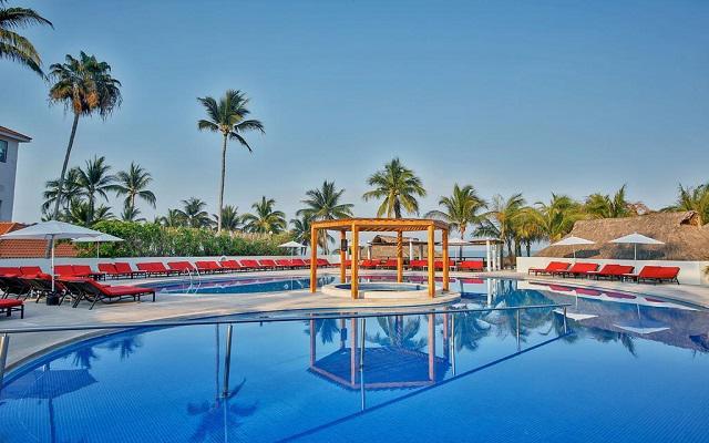 Hotel Occidental Nuevo Vallarta, lugares con todas las amenidades