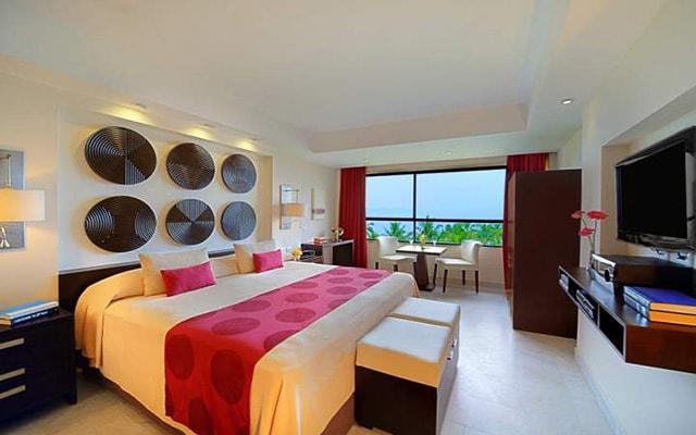 Hotel Occidental Nuevo Vallarta, habitaciones cómodas y acogedoras