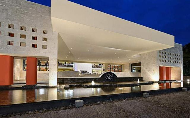 Hotel Occidental Nuevo Vallarta, ingreso
