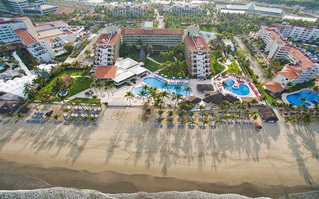 Hotel Occidental Nuevo Vallarta, acceso directo a la playa
