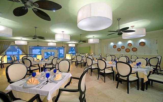 Hotel Occidental Nuevo Vallarta, escenario perfecto para disfrutar de los alimentos