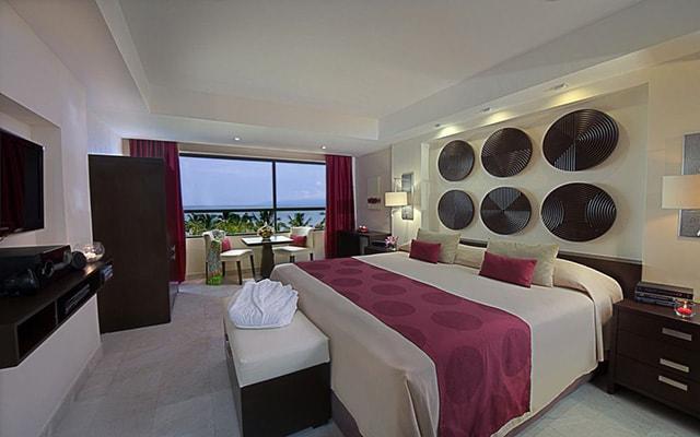 Hotel Occidental Nuevo Vallarta, habitaciones con todas las amenidades