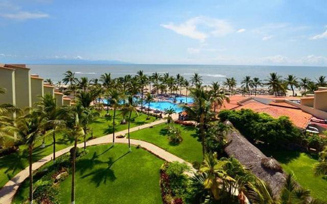 Hotel Occidental Nuevo Vallarta, vistas increíbles