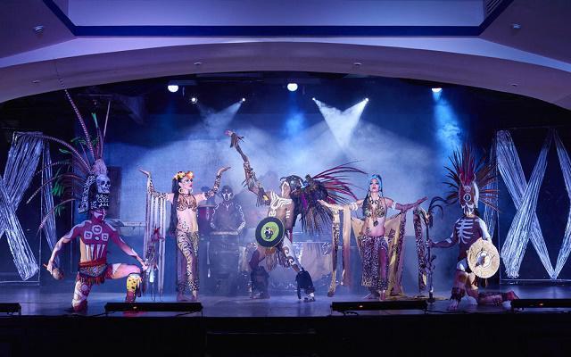 Hotel Occidental Tucancún, ofrece espectáculos nocturnos