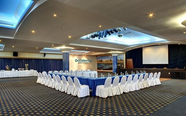 Hotel Occidental Tucancún, salón de eventos