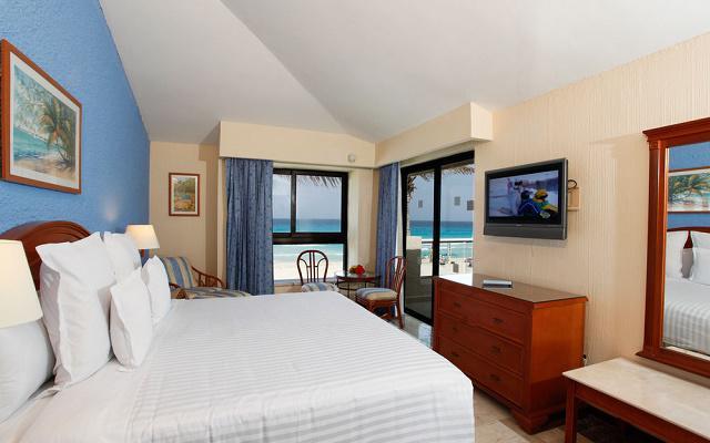 Hotel Occidental Tucancún, espacios agradables para tu descanso