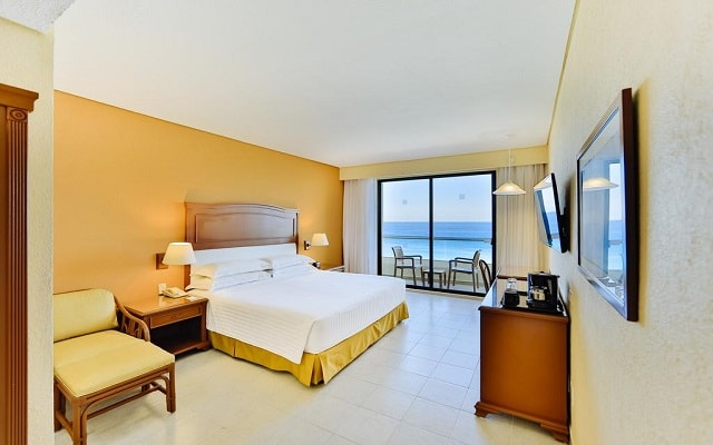 Hotel Occidental Tucancún, confort en cada sitio