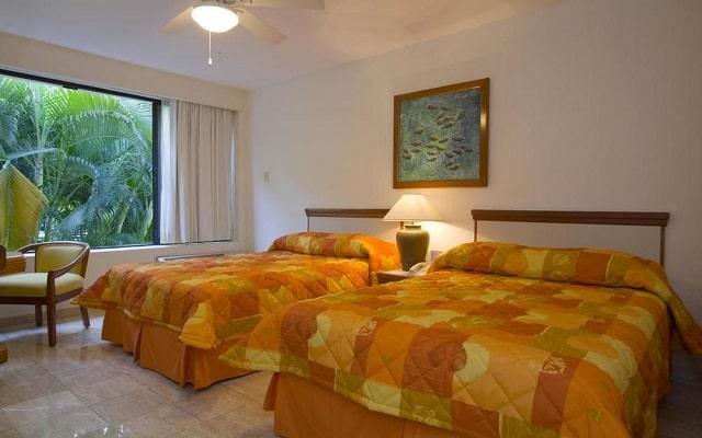 Hotel Ocean Breeze Acapulco, habitaciones con todas las amenidades