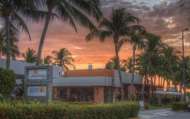 Hotel Ocean Breeze Acapulco en Zona Diamante