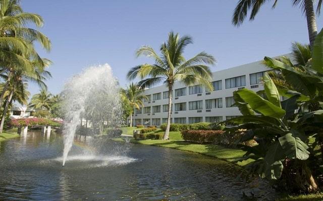 Hotel Ocean Breeze Acapulco, cómodas instalaciones