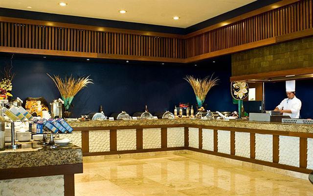 Hotel Ocean Breeze Nuevo Vallarta, buena propuesta gastronómica