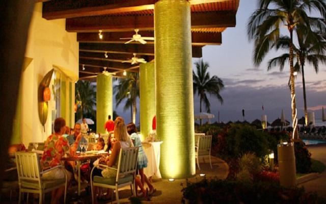 Hotel Ocean Breeze Nuevo Vallarta, disfruta tus cenas en ambientes increíbles