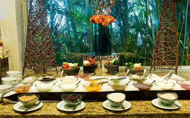 Hotel Ocean Breeze Nuevo Vallarta, gastronomía de calidad