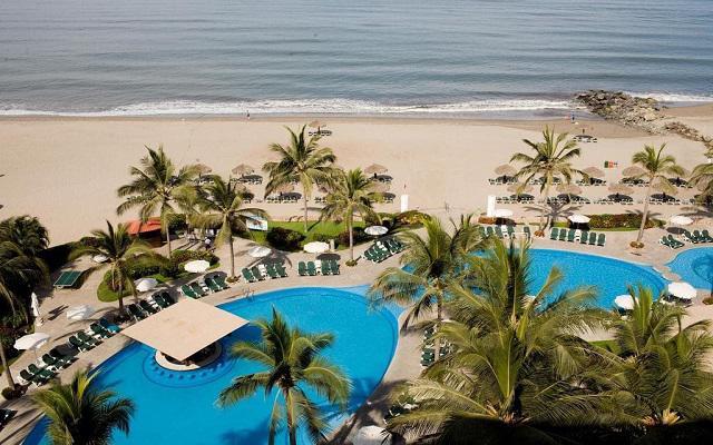 Hotel Ocean Breeze Nuevo Vallarta en Nuevo Vallarta