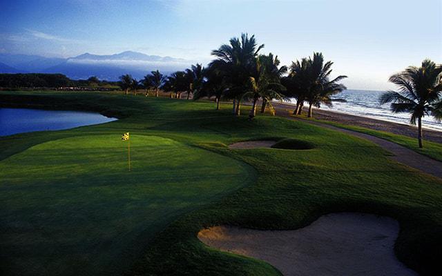Hotel Ocean Breeze Nuevo Vallarta, campo de golf
