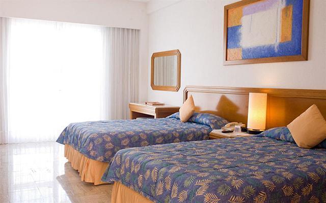 Hotel Ocean Breeze Nuevo Vallarta, habitaciones cómodas y acogedoras