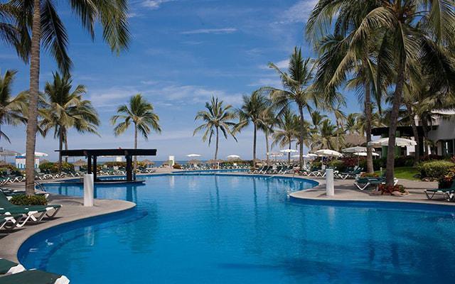 Hotel Ocean Breeze Nuevo Vallarta, hermosas vistas del océano