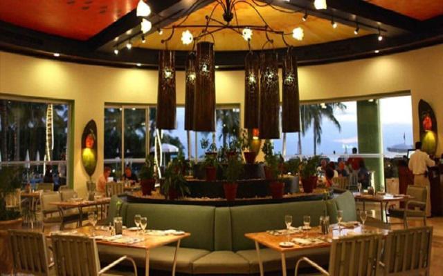 Hotel Ocean Breeze Nuevo Vallarta, escenario ideal para tus alimentos
